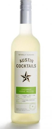 Austin Cocktails Cucumber Vodka Mojita 750ml