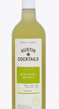 Austin Cocktails New School Gin Mule 750ml