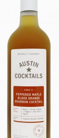 Austin Cocktails Peppered Maple 750ml