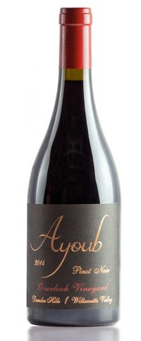 Ayoub Overlook Vineyard Pinot Noir