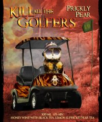 B. Nektar Prickly Pear Kill All Golfers 500ml