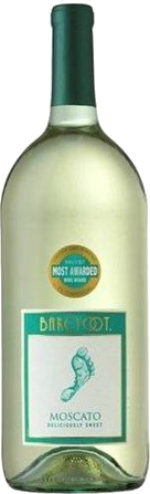 BAREFOOT MOSCATO 1.5L Wine RED WINE