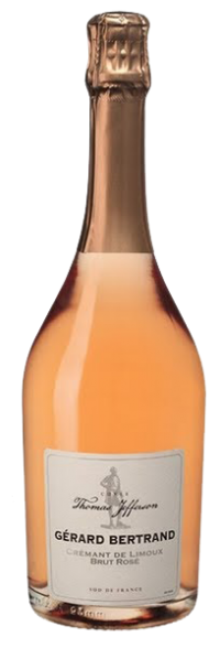 BERTRAND CREMANT ROSE JEFFERSON 15
