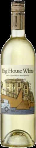 BIG HOUSE WHITE 750ML Wine WHITE WINE