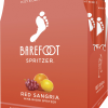 Barefoot Red Sangria 187ml 4pk