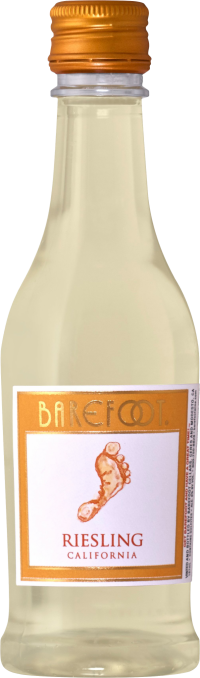 Barefoot Riesling 187ml 4pk