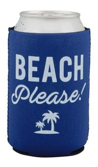 Beach Please Can Sleeve