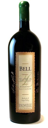 Bell Wine Cellars Cabernet Sauvignon Napa Valley