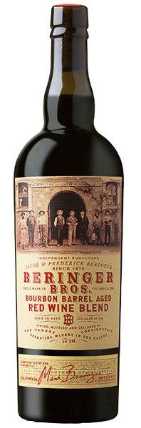 Beringer Red Blend Bourbon Barrel Aged