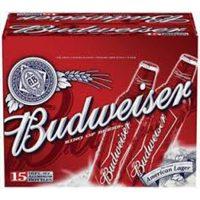 Budweiser 16oz 15pk