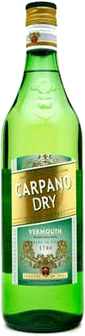 CARPANO DRY VERMOUTH 1.0L Wine DESSERT FORTIFIED WINE