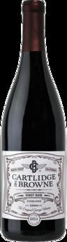 CARTLIDGE BROWN P.NOIR 750ML Wine RED WINE