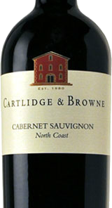 CARTLIDGE BROWNE CAB SAUV 750ML Wine RED WINE