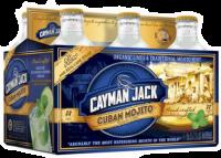 CAYMAN JACK CUBAN MOJITO 6PK NR-Beer