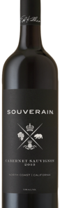 CHATEAU SOUVERAIN CABERNET 750ML Wine RED WINE