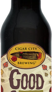 CIGAR CITY GOOD GOURD 22OZ-22OZ-Beer