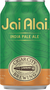 CIGAR CITY JAI ALAI 16OZ CAN SINGLE-16OZ