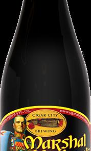 CIGAR CITY MARSHAL ZHUKOV STOUT 22OZ-22OZ-Beer