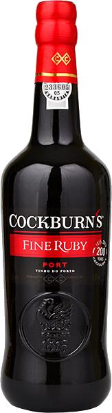 COCKBURNS PORT FINE RUBY