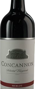 CONCANNON CENTRAL MERLOT 750ML Wine RED WINE
