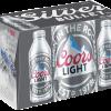 COORS LIGHT ALUMINUM NR 16OZ 15PK-16OZ-Beer