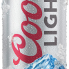 COORS LT 16OZ 4PK CN-16OZ-Beer