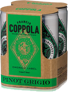 COPPOLA P GRIGIO DIAMOND CAN 6 - 4PK
