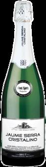 CRISTALINO BRUT 750ML Wine SPARKLING WINE