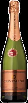 CRISTALINO EXTRA DRY 750ML Wine SPARKLING WINE