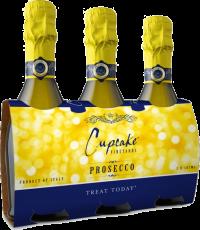 CUPCAKE PROSECCO 187ML 3PK Wine SPARKLING WINE