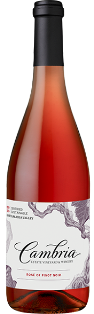 Cambria Rose Of Pinot Noir