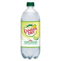 Canada Dry Diet Tonic Twist W/Lime 1L