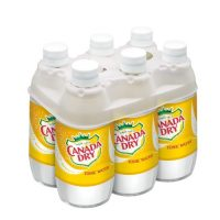 Canada Dry Tonic Water 10oz 6pk bt