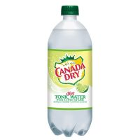 Canada Dry Tonic Water Twist W/Lime 1L