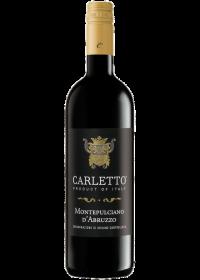 Carletto Montepulciano d'Abruzzo 750ml