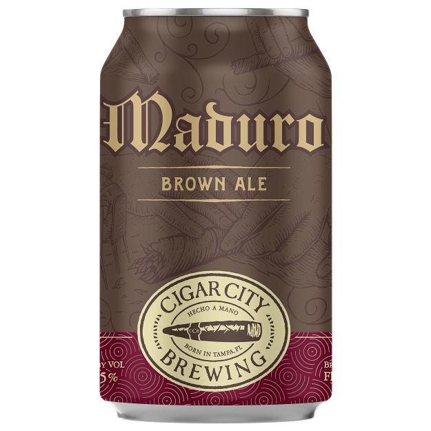 Cigar City Maduro Brown.