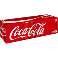 Coca Cola Classic 12pk 12oz Cn