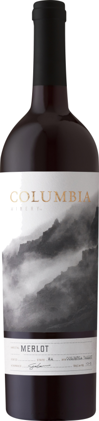 Columbia Winery Merlot 750ml