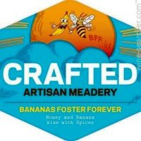 Crafted Bananas Foster Forever 12.7oz bt
