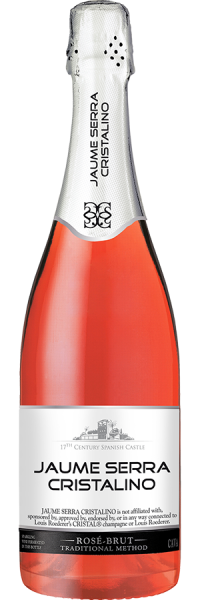 Cristalino Rose Brut 750ml