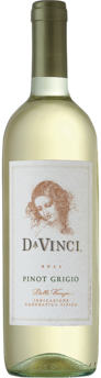 DA VINCI PINOT GRIGIO 750ML Wine WHITE WINE