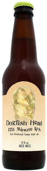 DOGFISH HEAD 120MIN IPA SINGLE 12OZ-12OZ-Beer