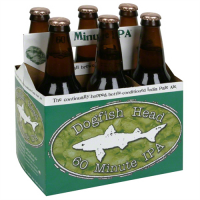 DOGFISH HEAD 60MIN IPA 12oz 6PK-NR-12OZ-Beer