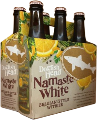 DOGFISH HEAD NAMASTE 6PK NR-12OZ-Beer