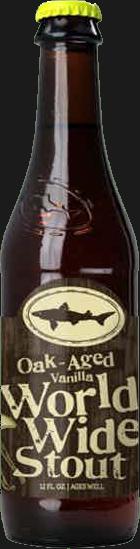 DOGFISH HEAD VAN OAK AGED WW STOUT 4PK NR-Beer
