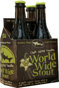 DOGFISH HEAD WORLD WIDE STOUT 4PK NR-Beer