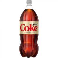 Diet Coke Caffeine Free 2L