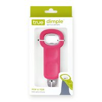 Dimple Bottle Opener