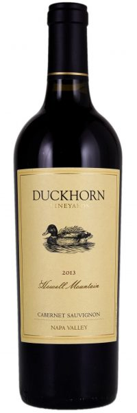 Duckhorn Cabernet Sauvignon Howell Mountain