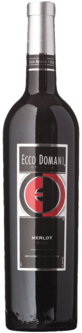 ECCO DOMANI MERLOT 750ML Wine RED WINE